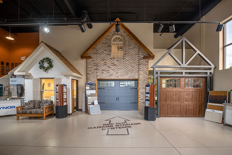 Front Range Raynor Showroom